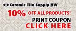 Eugene Tile Coupon